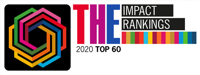 Classement THE Impact 2020