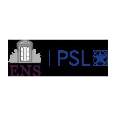 École normale supérieure - PSL   PSL