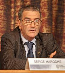 Serge Haroche Physique PSL