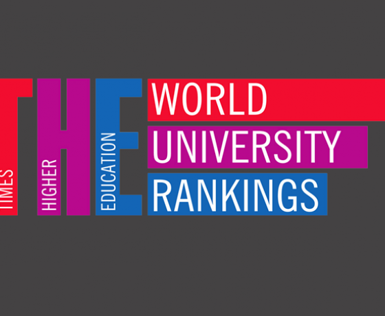Classement du World University Ranking Times Higher Education 2019