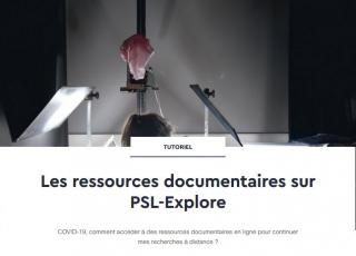 Home Page PSL Explore