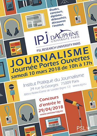 Portes ouvertes de i 39 institut pratique du journalisme psl - Portes ouvertes paris dauphine ...