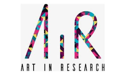 logo AiR-Art in Research entreprise étudiante soutenue par l'université psl